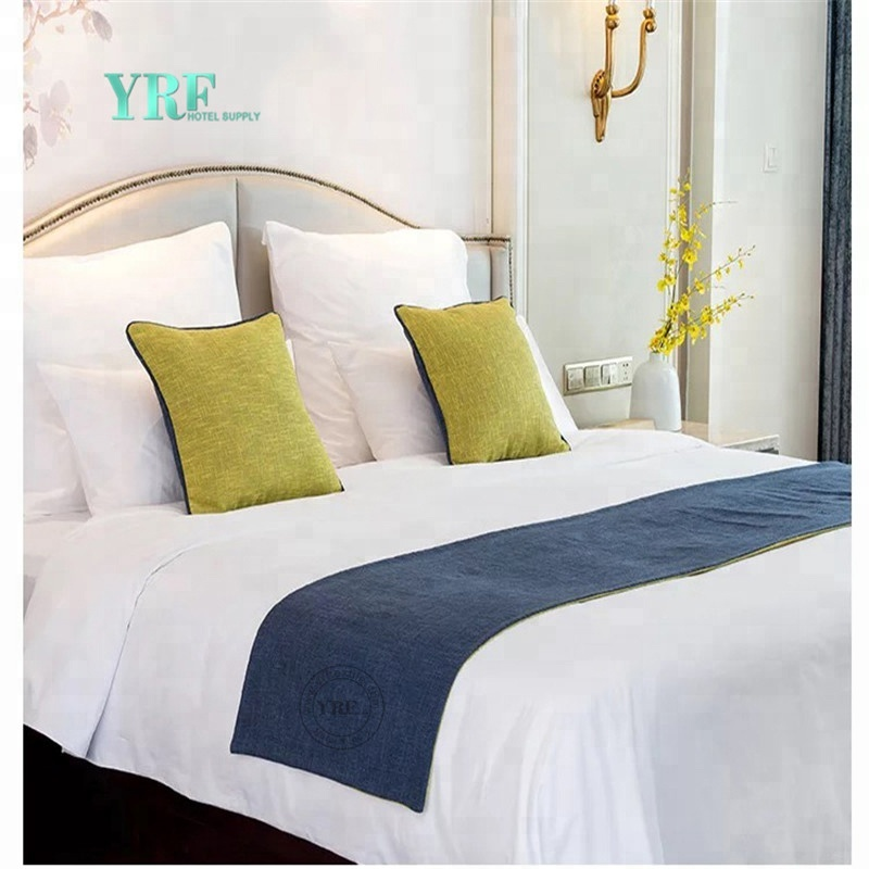 YRF Decorative Design-Hotel King-Bett Runner