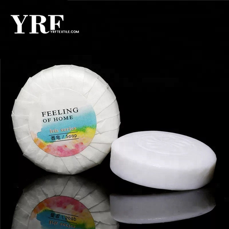 YRF Deluxe White Hotel Travel Soap-Baby